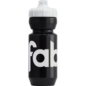 Fabric Gripper Isolierte Flasche 550ml black/white
